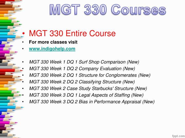 mgt330 week 2 dis 2