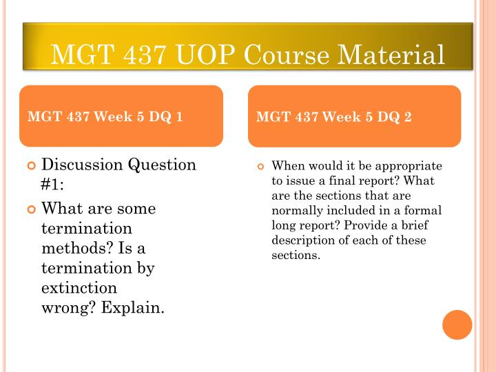 mgt 437 week 3 discussion questions