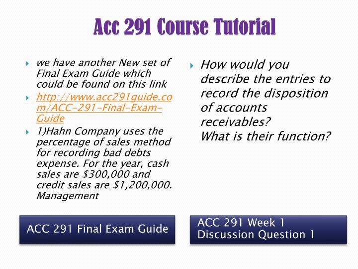 Acc 291