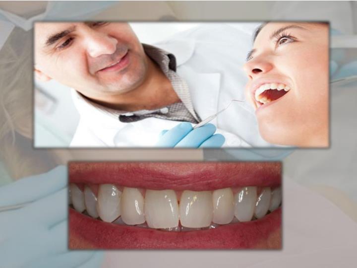 Skilled cosmetic dentist