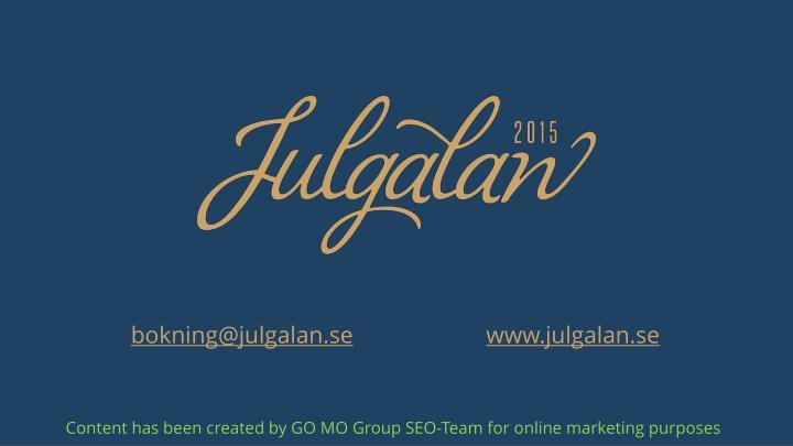 bokning@julgalan.se