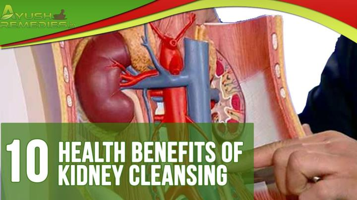 Health benefits of kidney cleansing and natural ways to cleanse kidneys