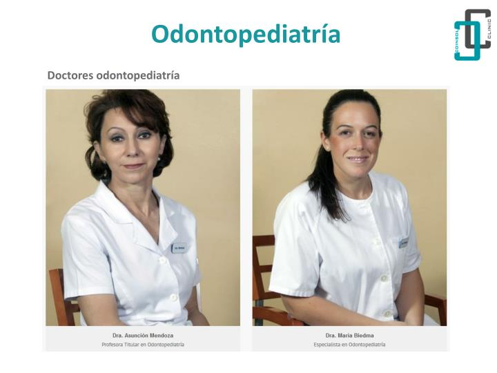 Odontopediatr a