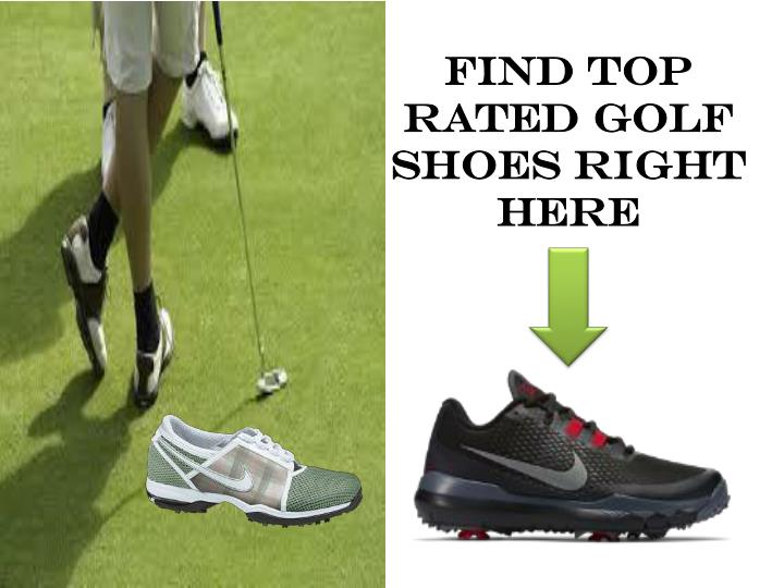 find top rated golf shoes right here n.