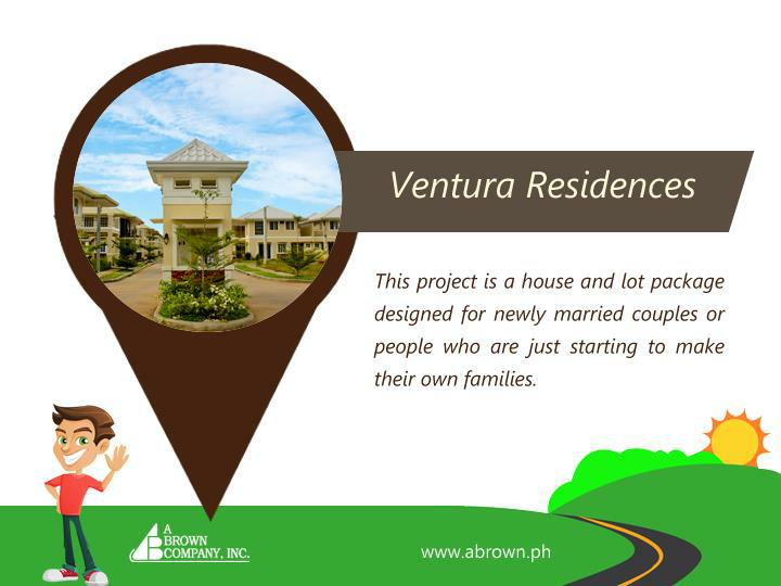 This project is a house and lot package designed for newly married couples or people who are just starting to make their own families.