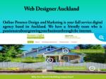 web designer auckland