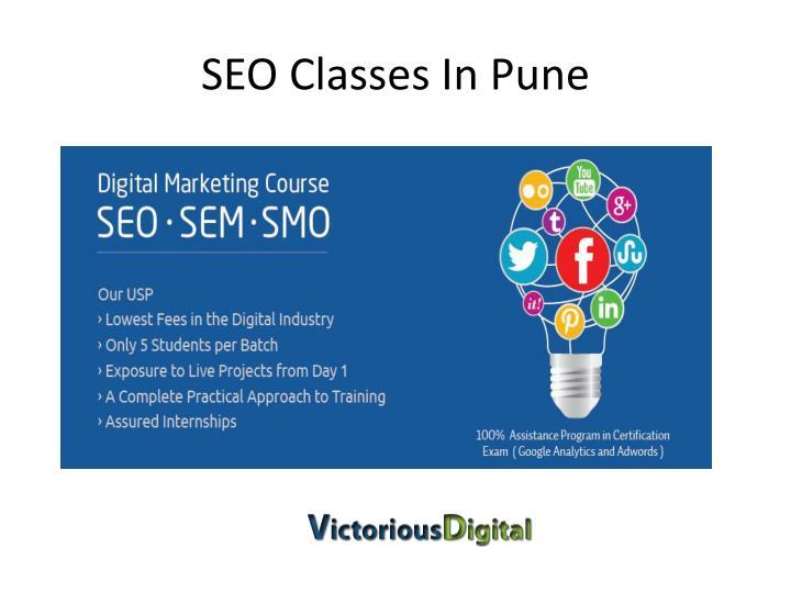 Seo classes in pune1