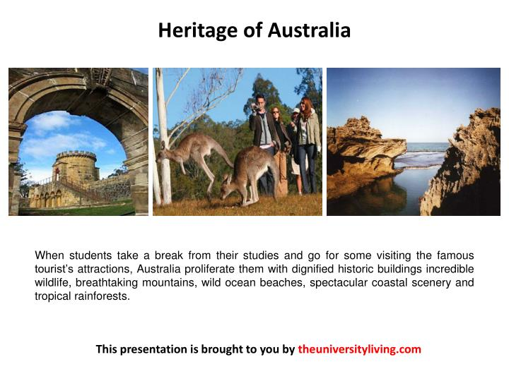 Heritage of Australia