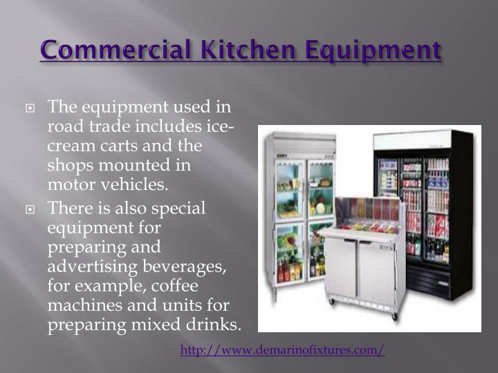 commercial kitchen design ppt ppt restaurant equipment for powerpoint 375