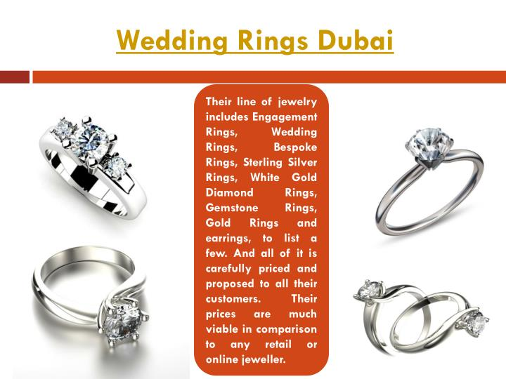 Ppt Wedding Rings Dubai Powerpoint Presentation Id 7192030