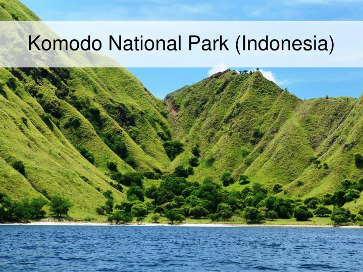 Komodo National Park (Indonesia)