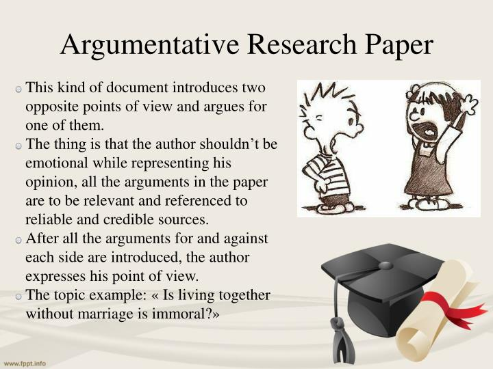 researched argumentative paper Where to order custom research papers take a look here, the best research papers writing site will do your assignment from scratch on time.