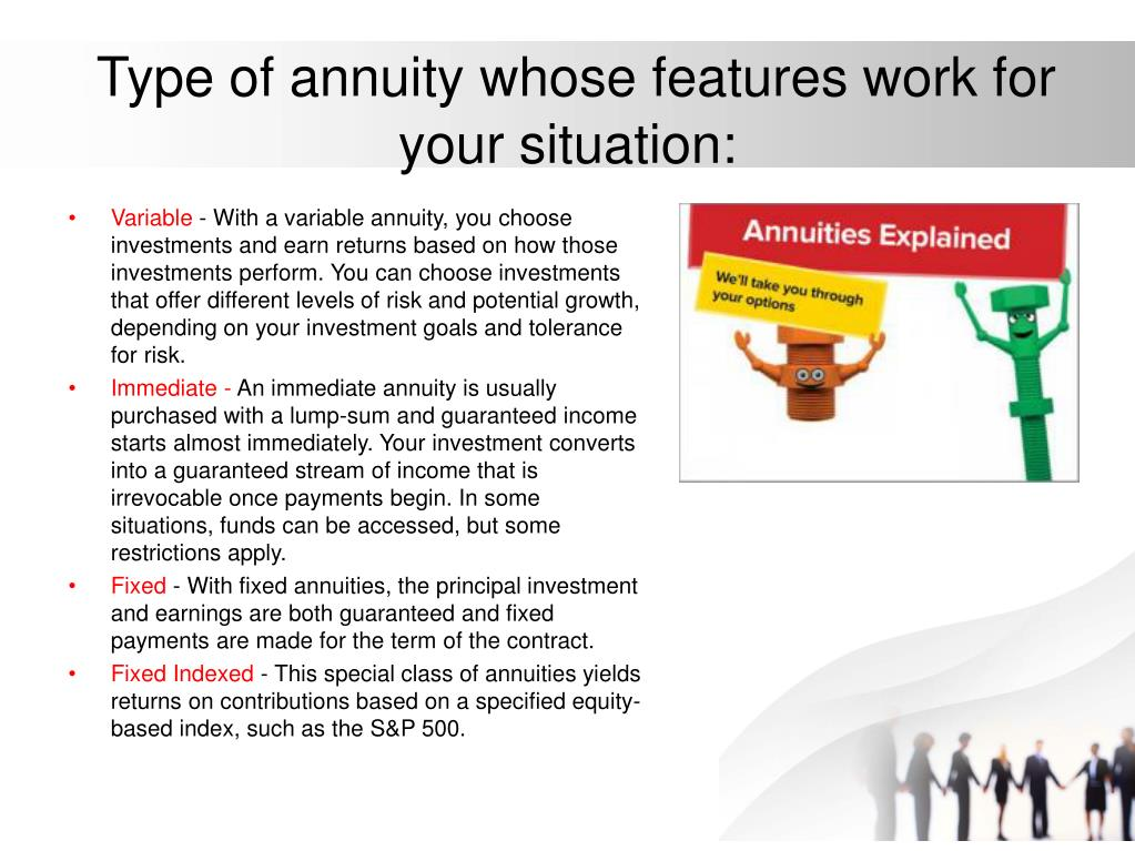 PPT - Brief About Life Insurance Annuity PowerPoint ...