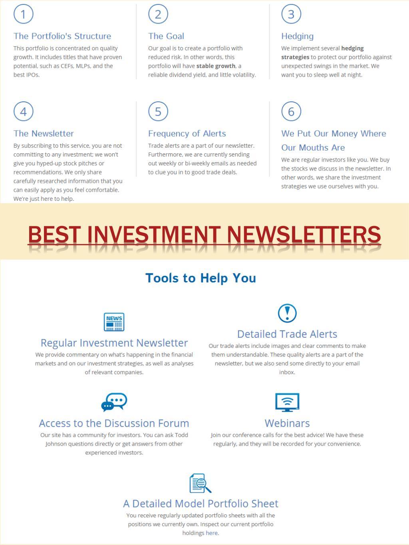 Investment newsletter forum best forex order book indicator forex