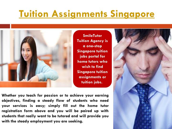 tuition assignments sg