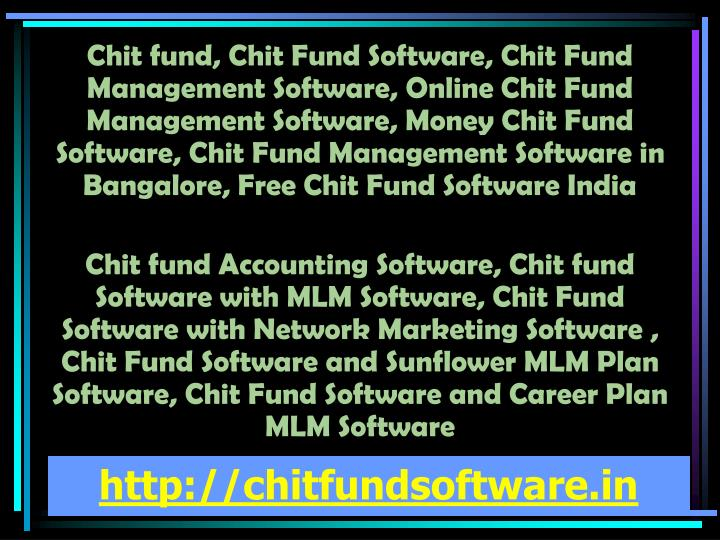 http://chitfundsoftware.in