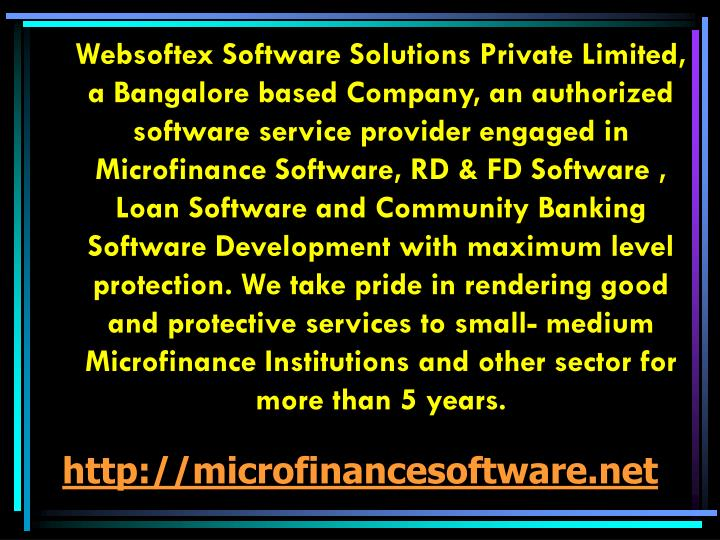 http://microfinancesoftware.net