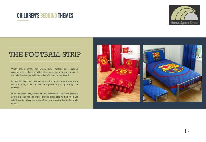 THE FOOTBALL STRIP