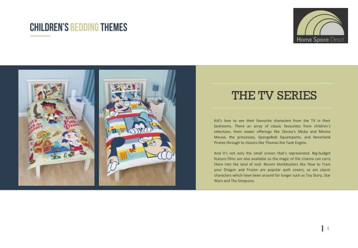 THE TV SERIES