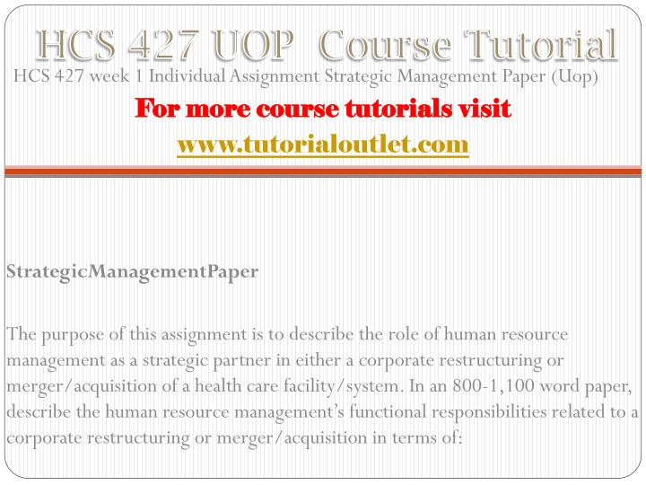 Hcs 427 uop course tutorial1