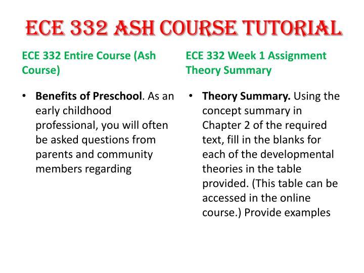 ece 332 theory summary