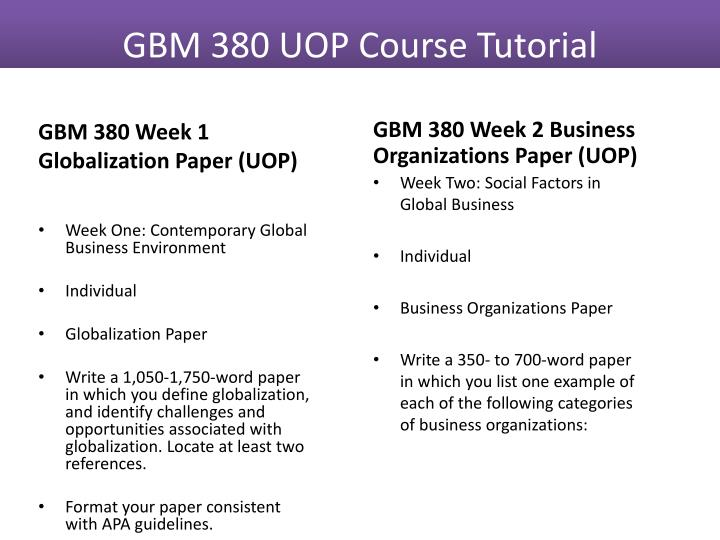 globalization paper Essay globalization 1 global integration: advantages and disadvantages globalization is the process by which different societies, cultures, and regionaleconomies integrate through a worldwide network of political ideas throughtransportation, communication, and trade.