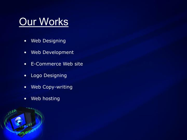Our works
