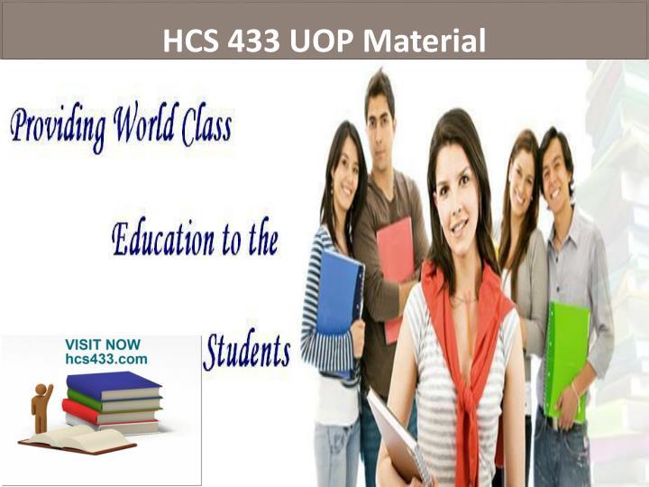 hcs 482 healthcare informatics
