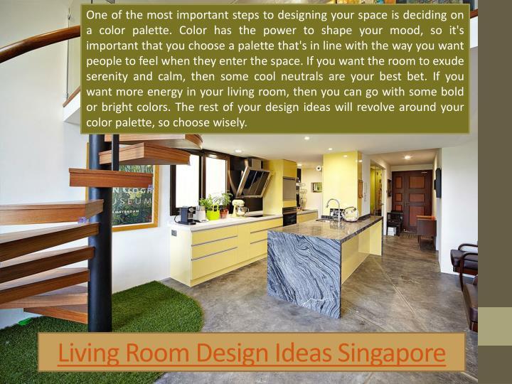 Living room design ideas singapore