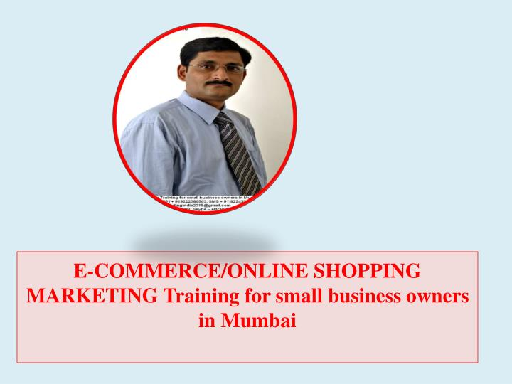 how to start ecommerce business in india ppt