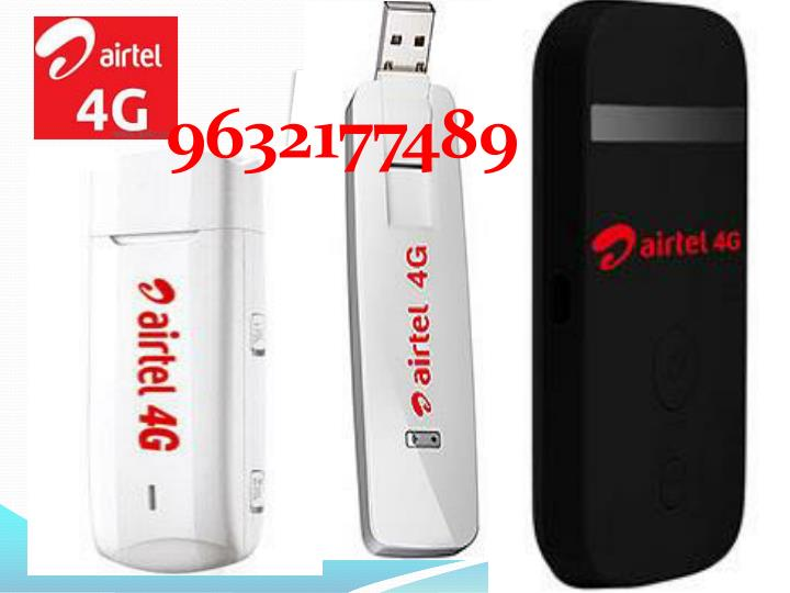 PPT - Airtel 4G Lte Bangalore - 9632177489 | Plans | Price