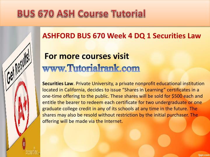 bus 640 assignment 3