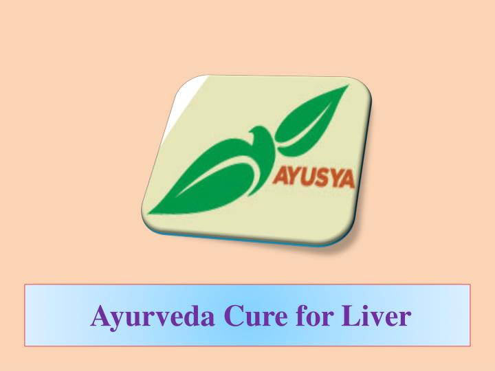 ayurveda cure for liver n.