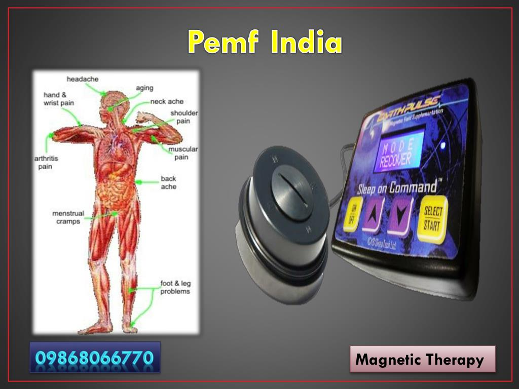 PPT - Magnetic Therapy & Treatment for Body, Depression