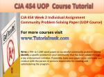 bus 630 ash course tutorial6