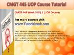 bus 630 ash course tutorial14