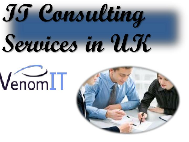 it consulting services in uk n.