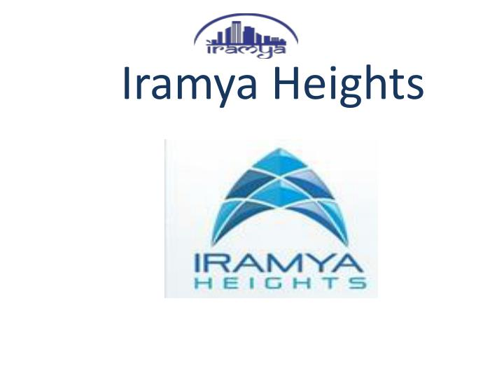 iramya heights n.