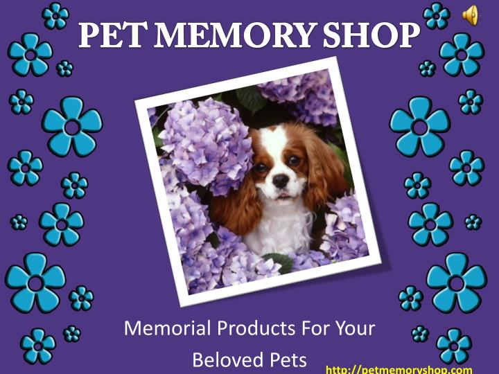 memorial products for your beloved pets n.