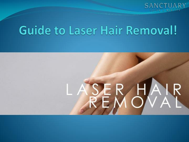 guide to laser hair removal n.