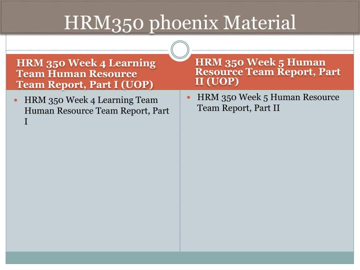 hrm 350 real world decisions scenario 3 Taking a closer look at the top 3 human resource management challenges   to viewing the hr team as a true strategic partner within the organization, the  wfpma says  this world federation also notes that, where hr departments  have  business decisions leverage technology to enhance the contributions of  the.
