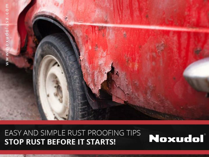 easy and simple rust proofing tips stop rust before it starts n.