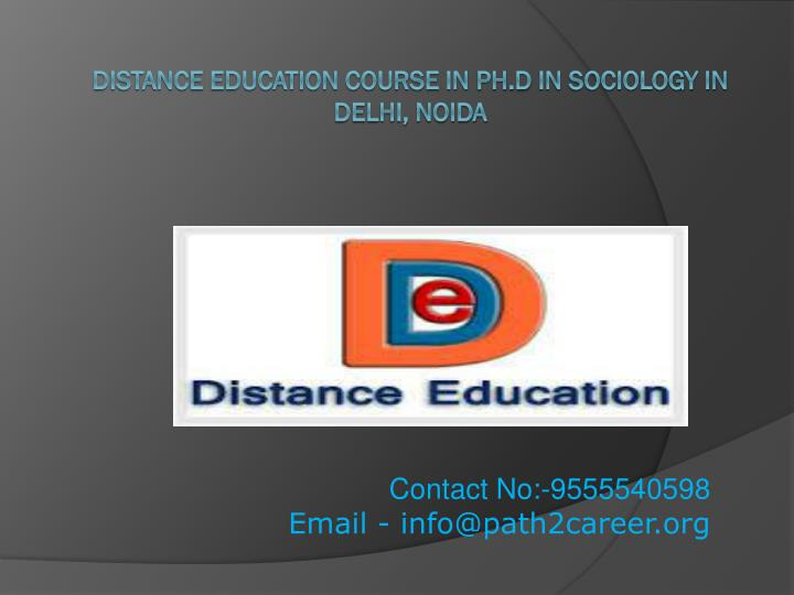 contact no 9555540598 email info@path2career org n.