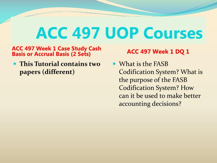 Acc 497 uop courses2