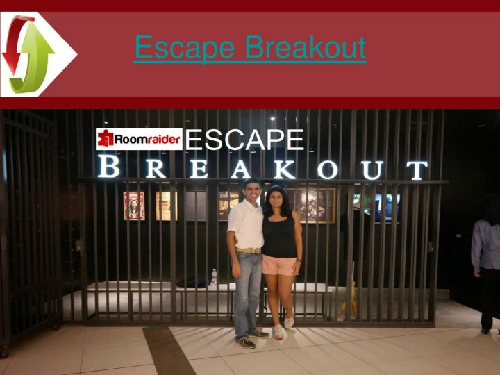 Escape Room Orchard Central