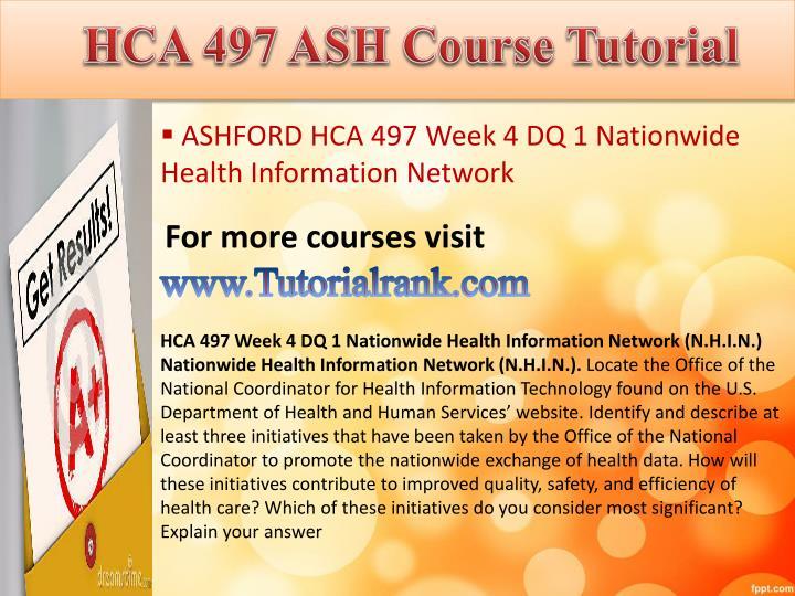 hca 415 week 4 dq 1