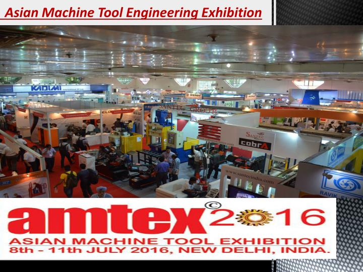 Asian machine tool engineering exhibition1