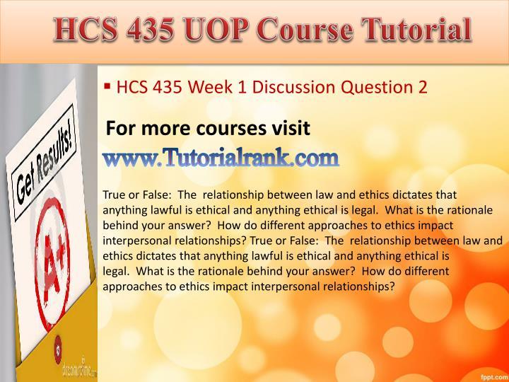 hcs341 week 2