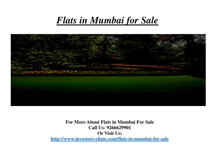 flats in mumbai for sale n.