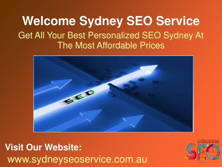 get all your best personalized seo sydney at the most affordable prices n.